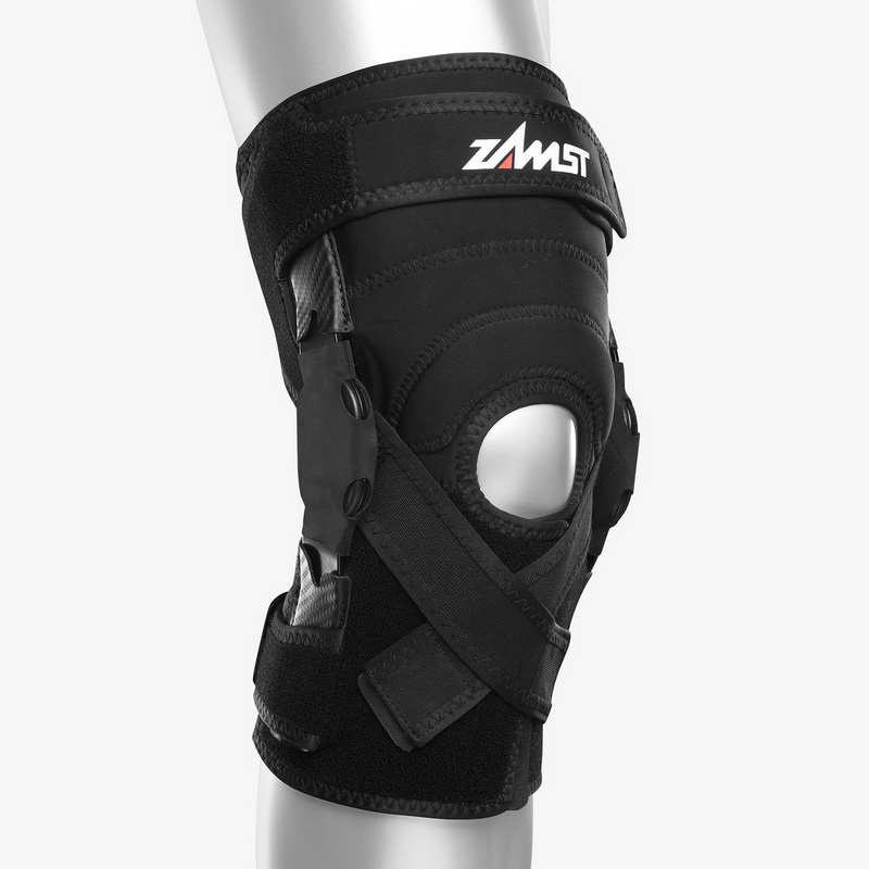 Zamst ZK-7 Knee Brace for ACL, MCL, LCL and PCL Sprain, Black